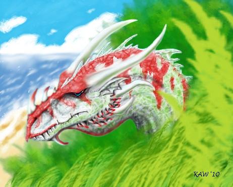 Aduro's Mating Colors