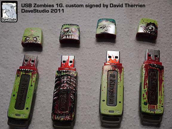 Zombie USB