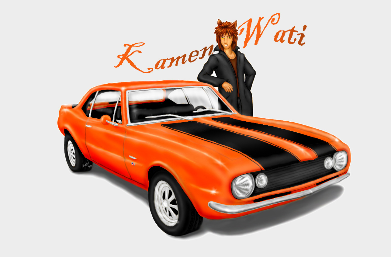 Kamen and The Camaro