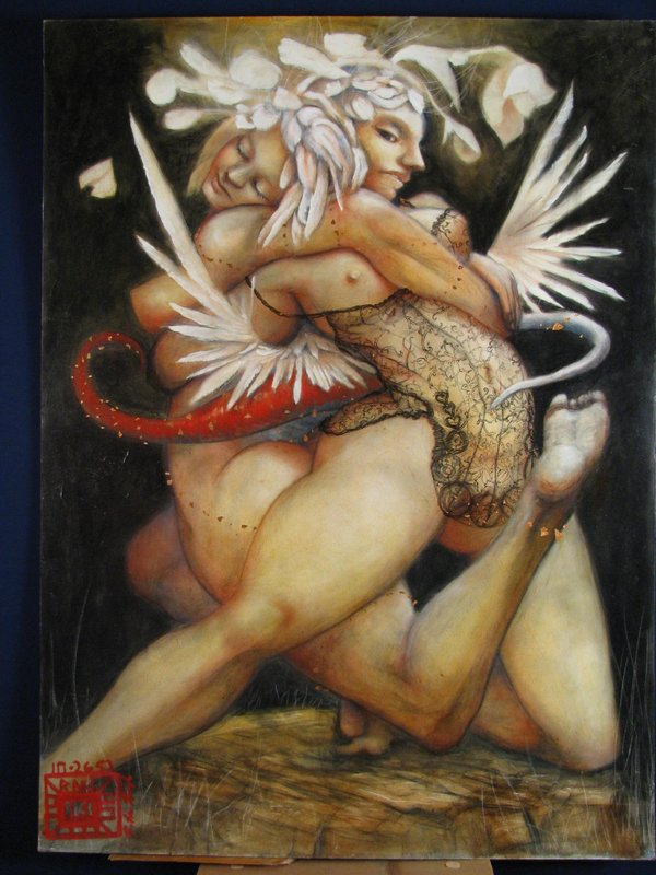 Embrace of the Virgosis