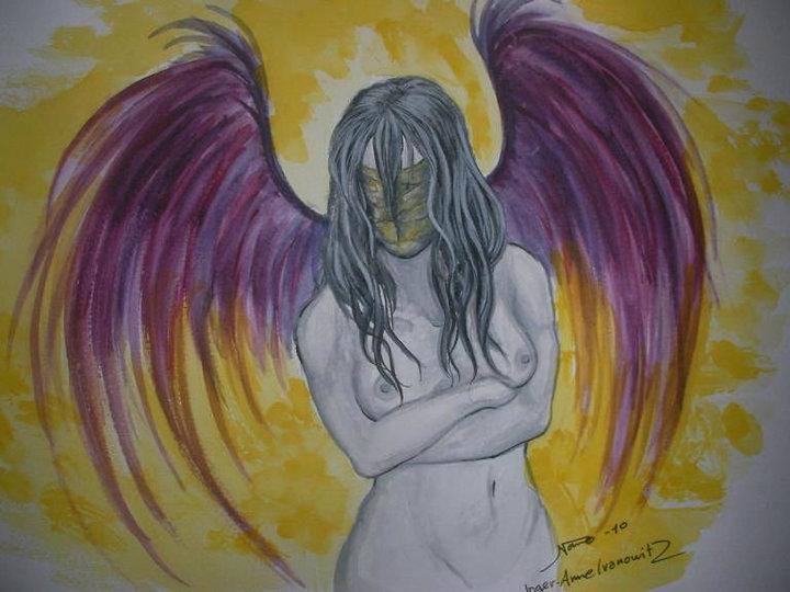 Faceless Angel