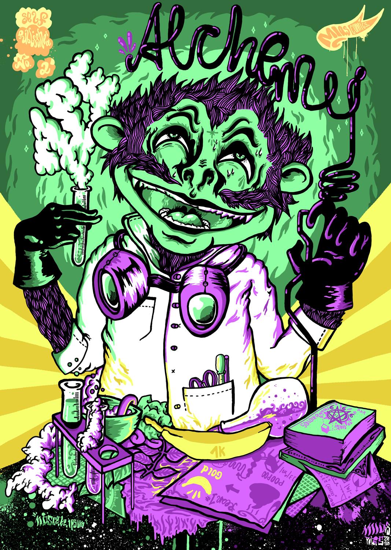 Ape Alchemy
