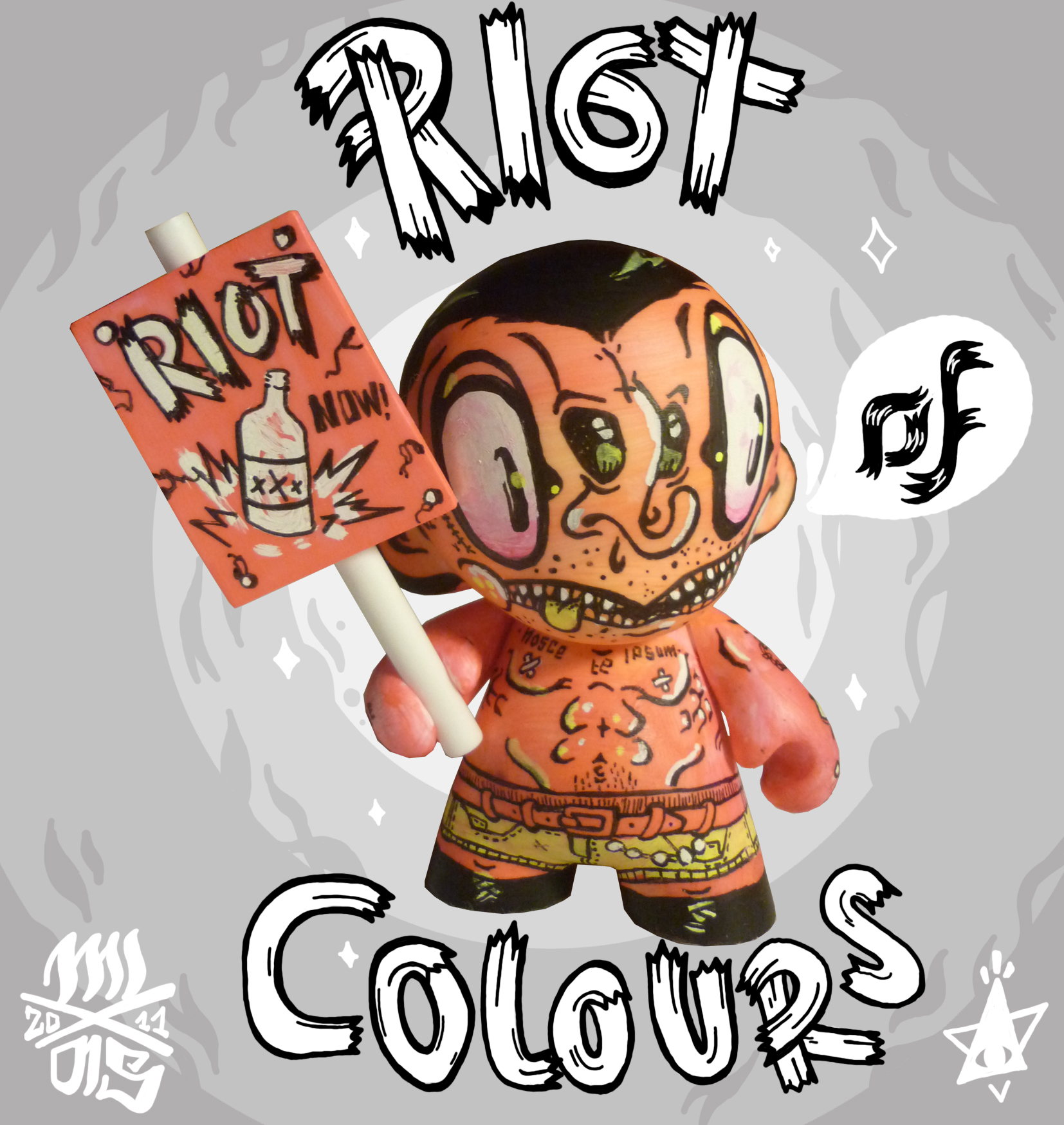 Riot of Colours