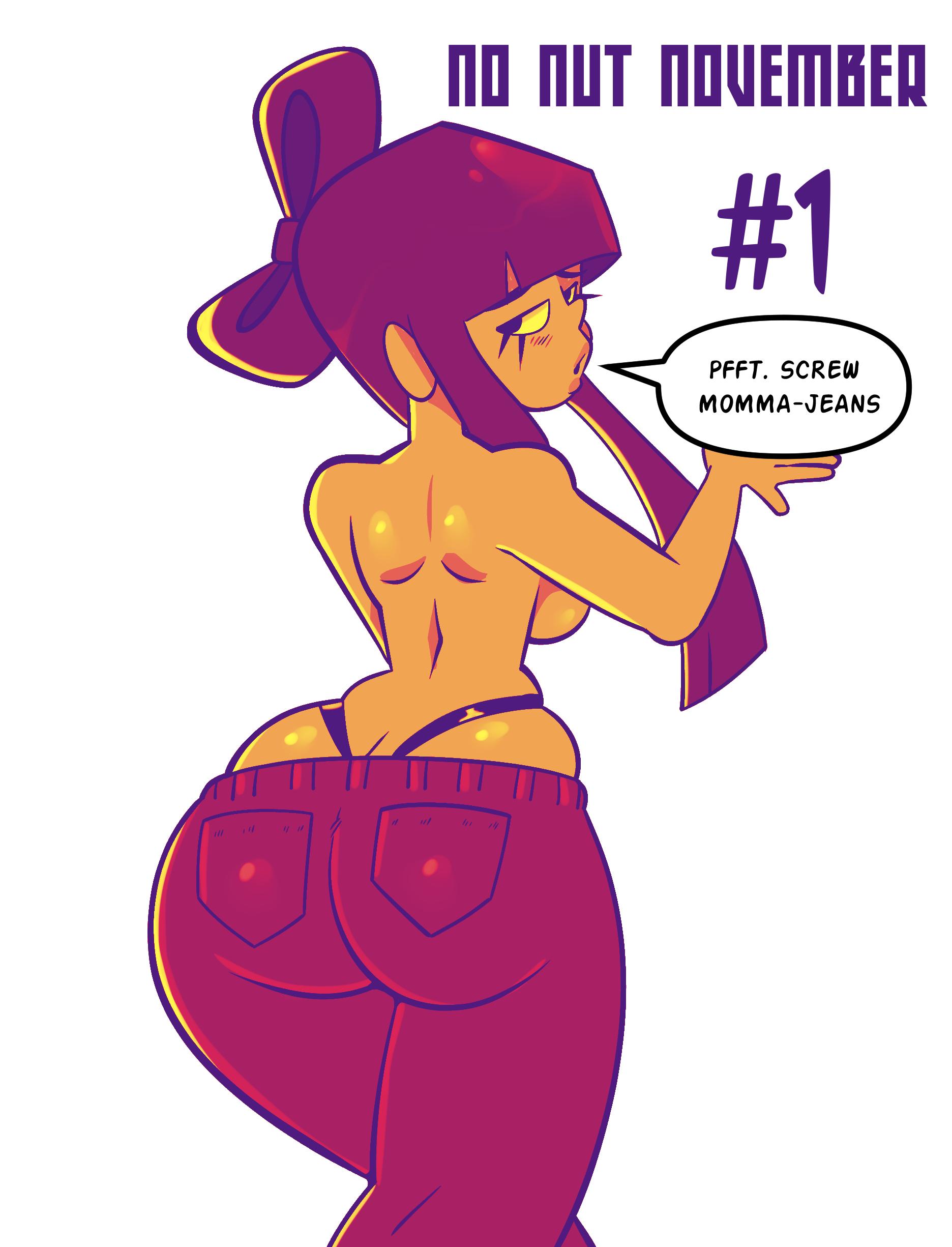 No Nut November #1: Miko Kubota
