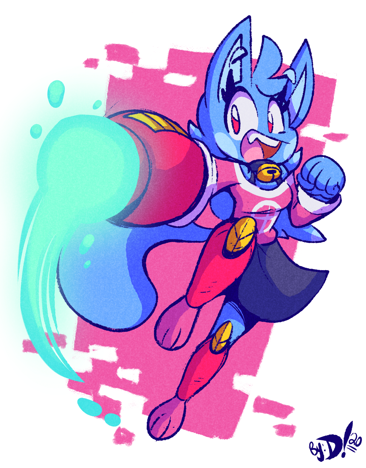 Pixel Charges up!