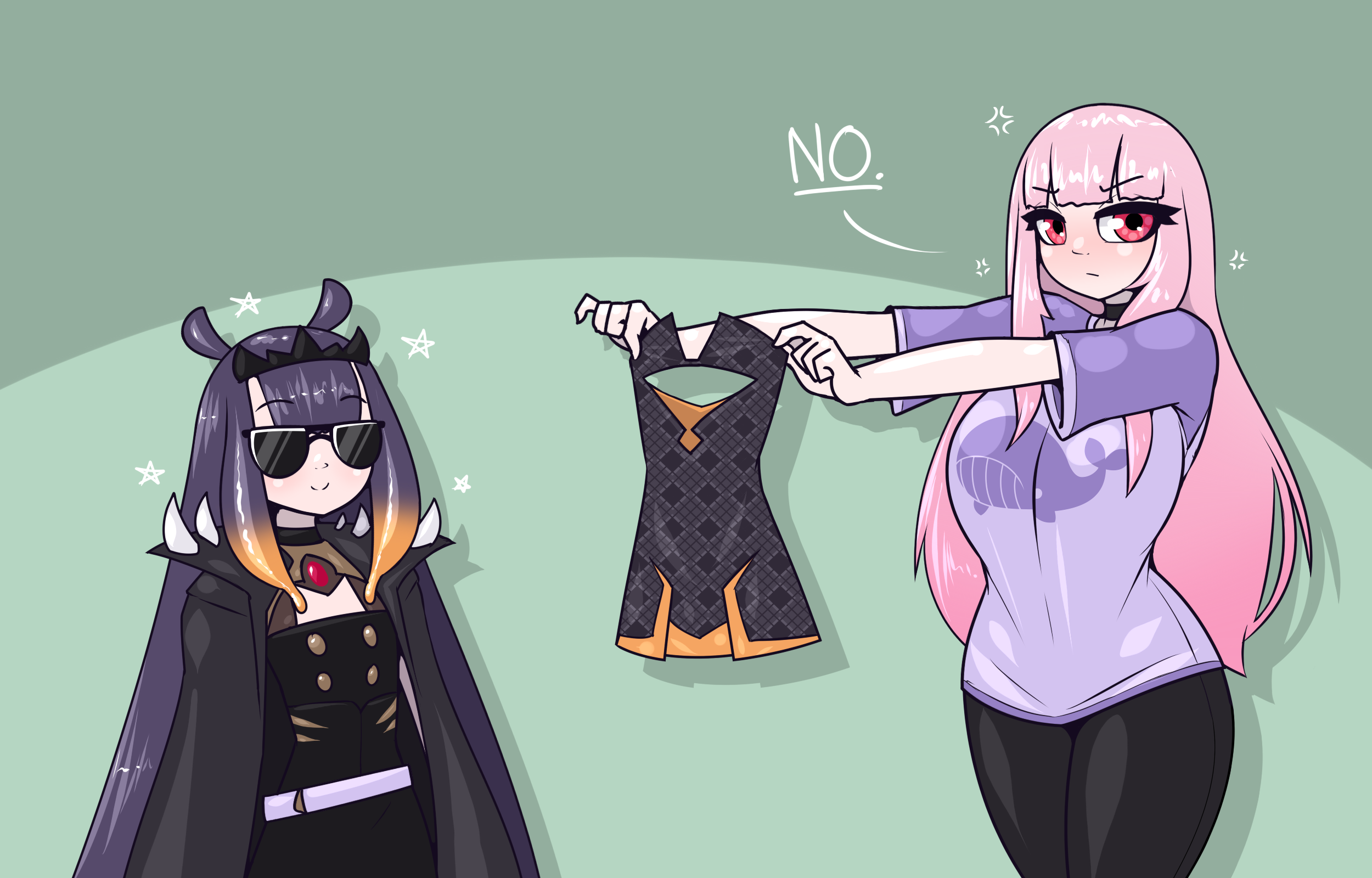 Stream Cooldown: Outfit Swap