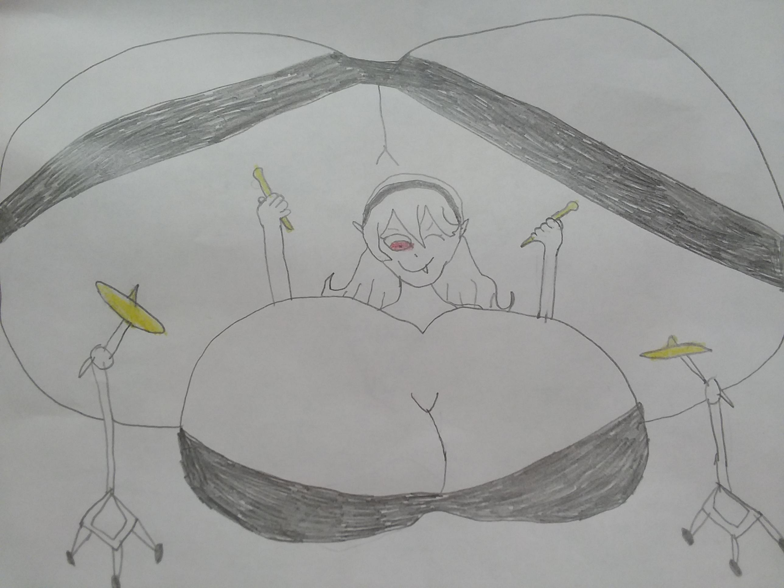 Drummer Corrin(2nd redraw)