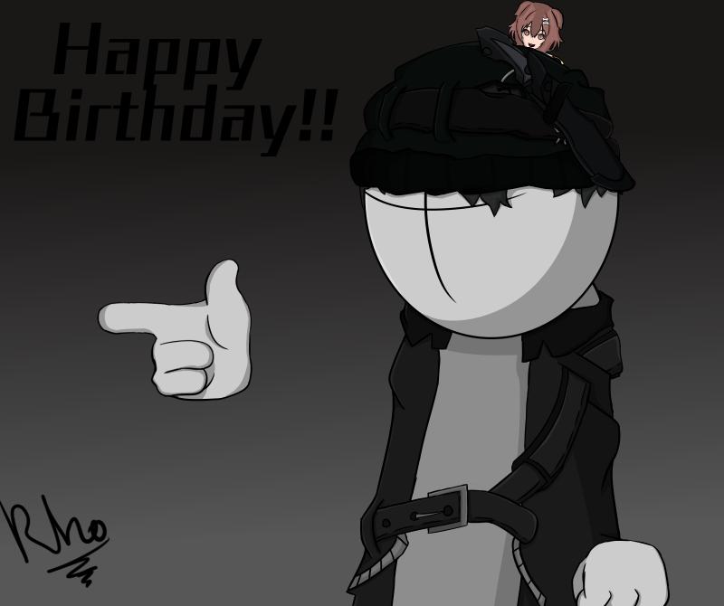 Boohzuh Birthday!