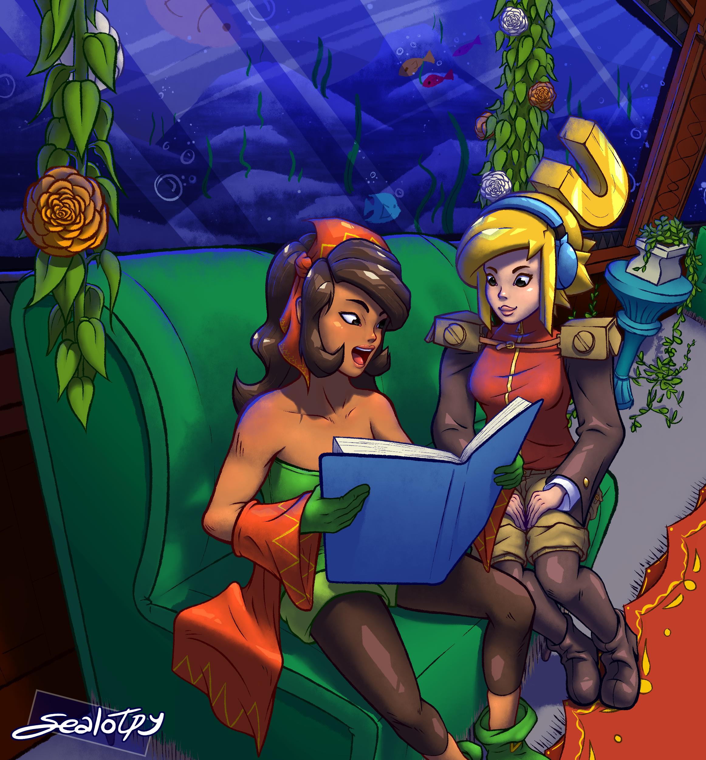 Mina & Robin