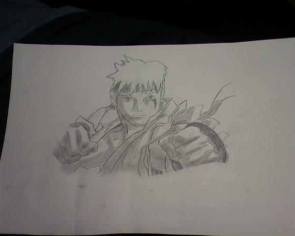 Ryu The Warrior
