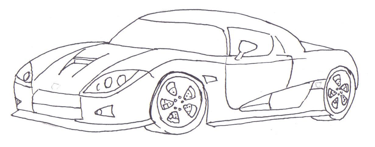 Custom Transformer, Car Mode