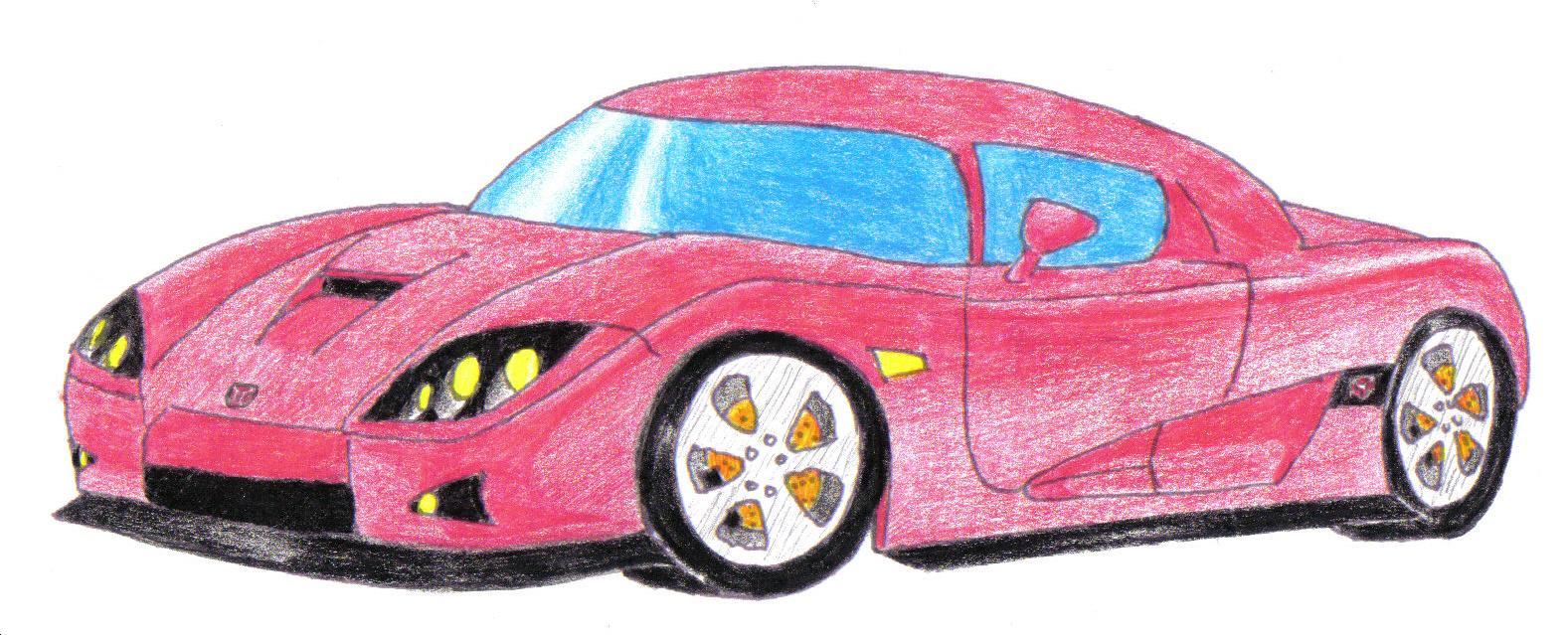 Custom Transformer, Car Color