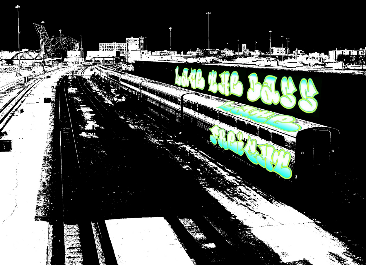 Late Freight (album cover)