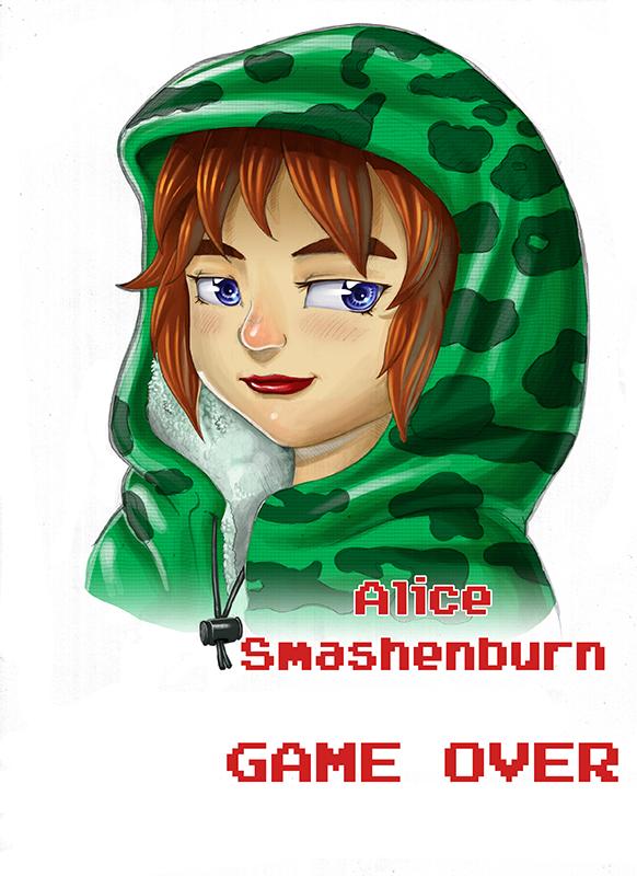Alice Smashenburn