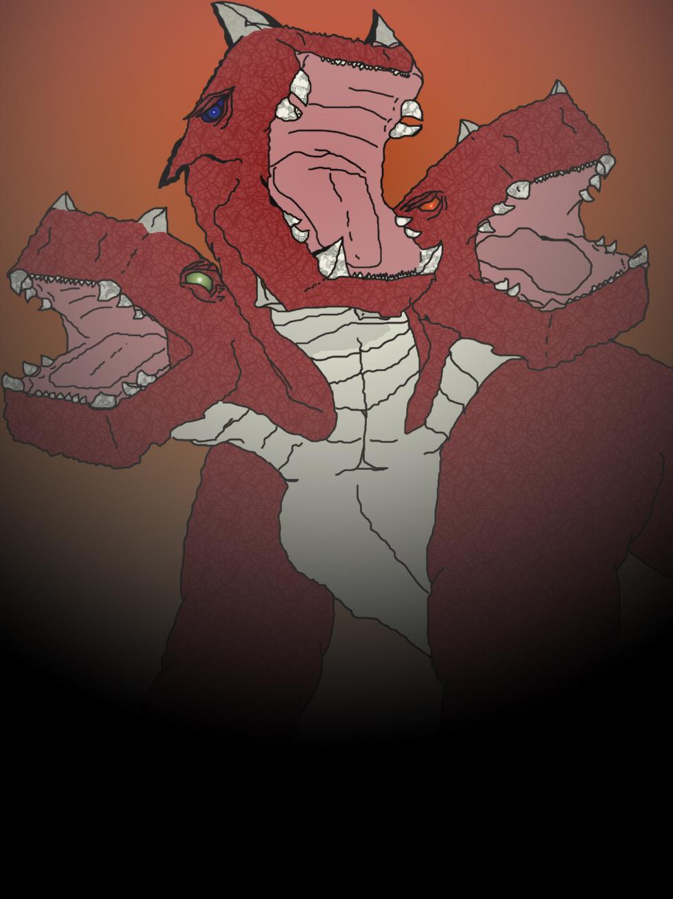 Cerberus Dragon