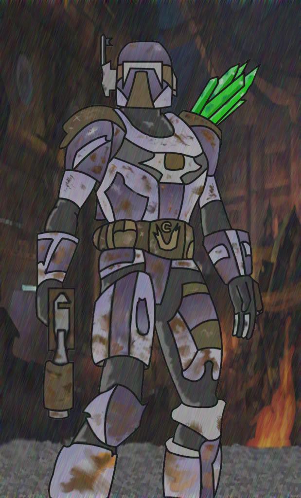 Star Wars Coruscant Soldier