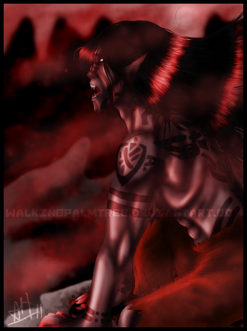 Ash Vampire