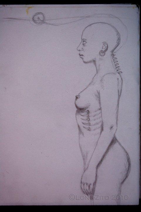 tnshuman sketch