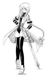 My Anime Sketch
