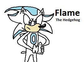 Flame The Hedgehog