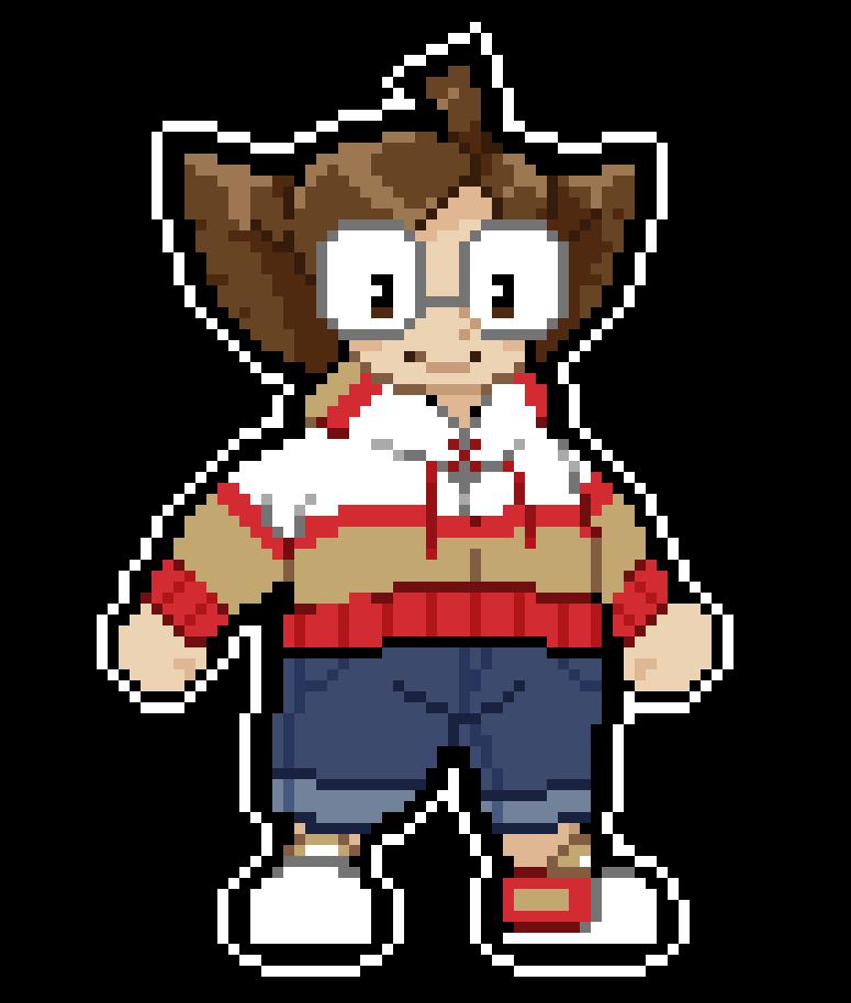 Pixel Riley