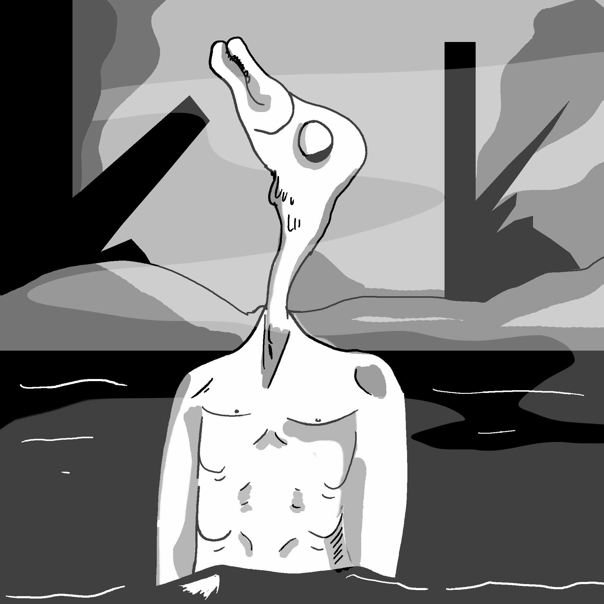 Monster Duckman