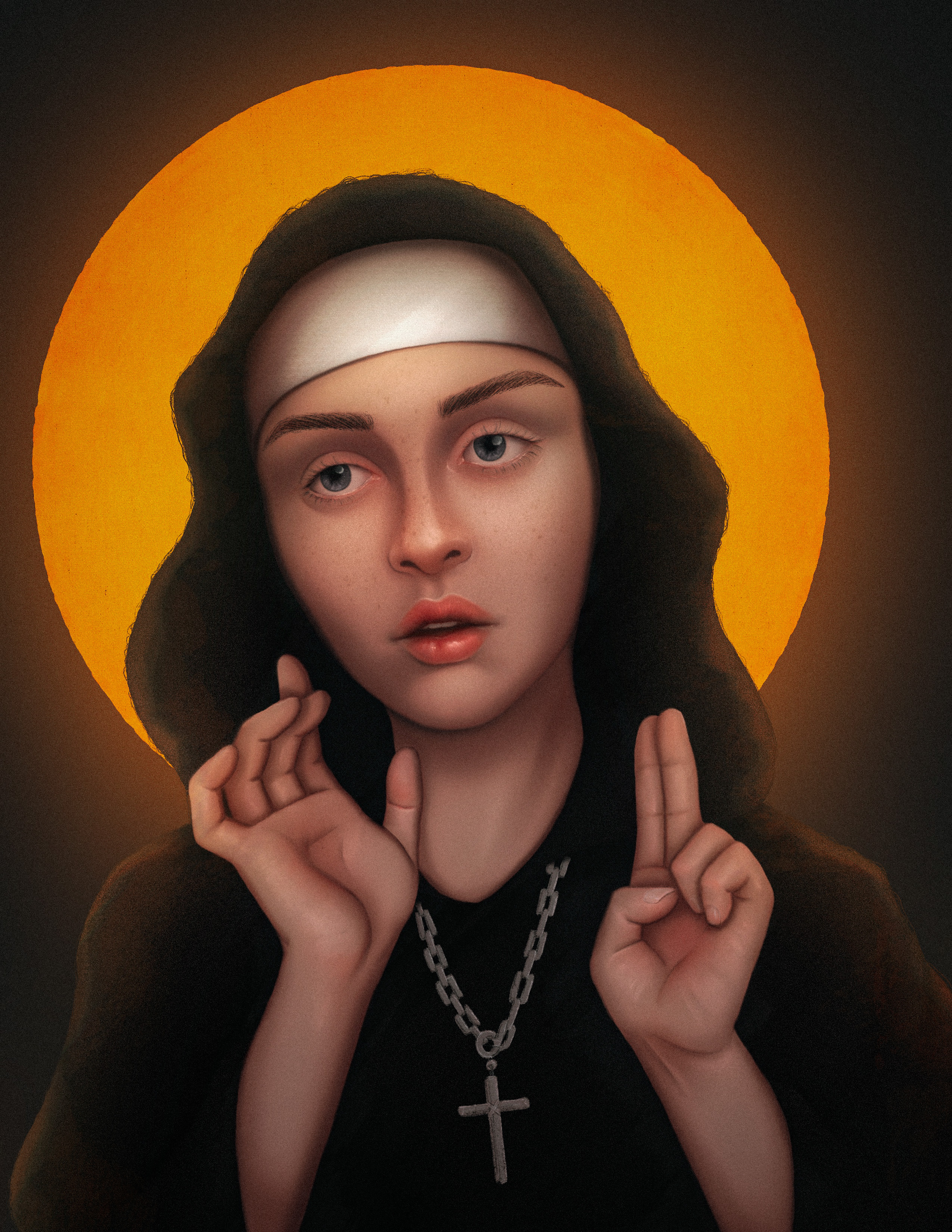 Time Warp Nun
