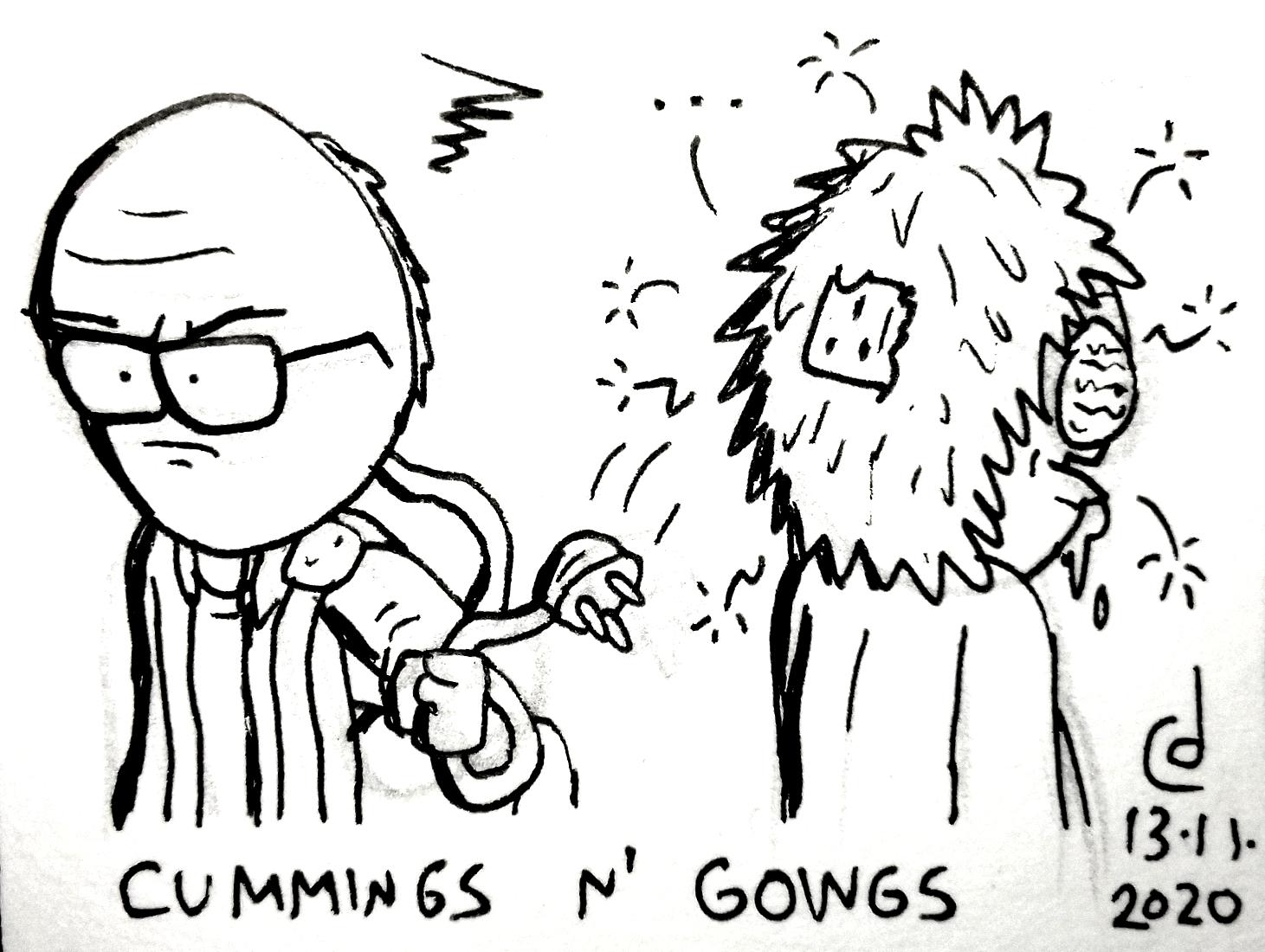 Cummings n' Goings