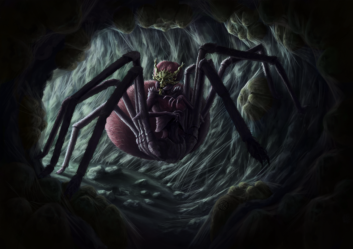 The Mother of Spiders