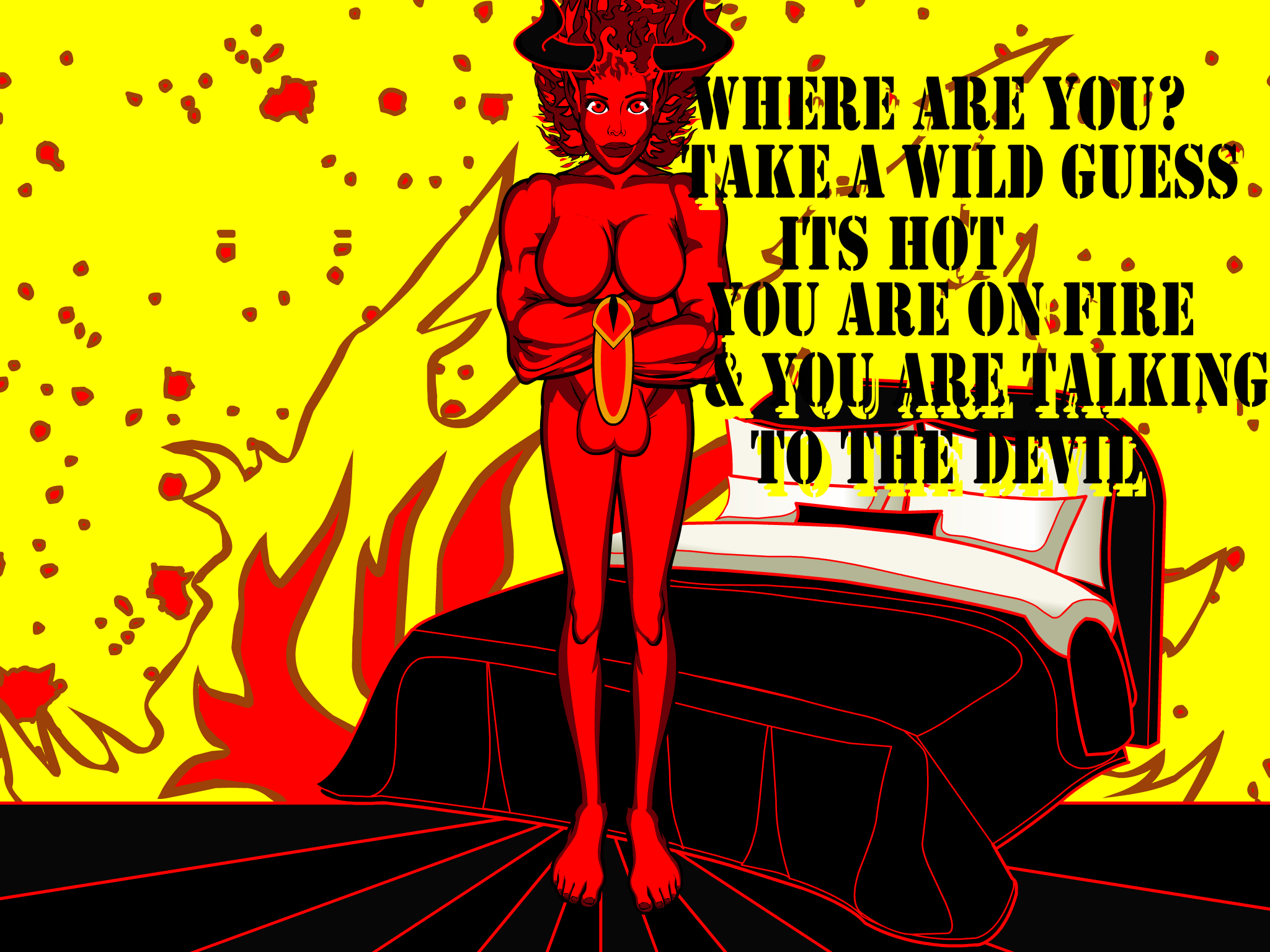 Wescome to hell