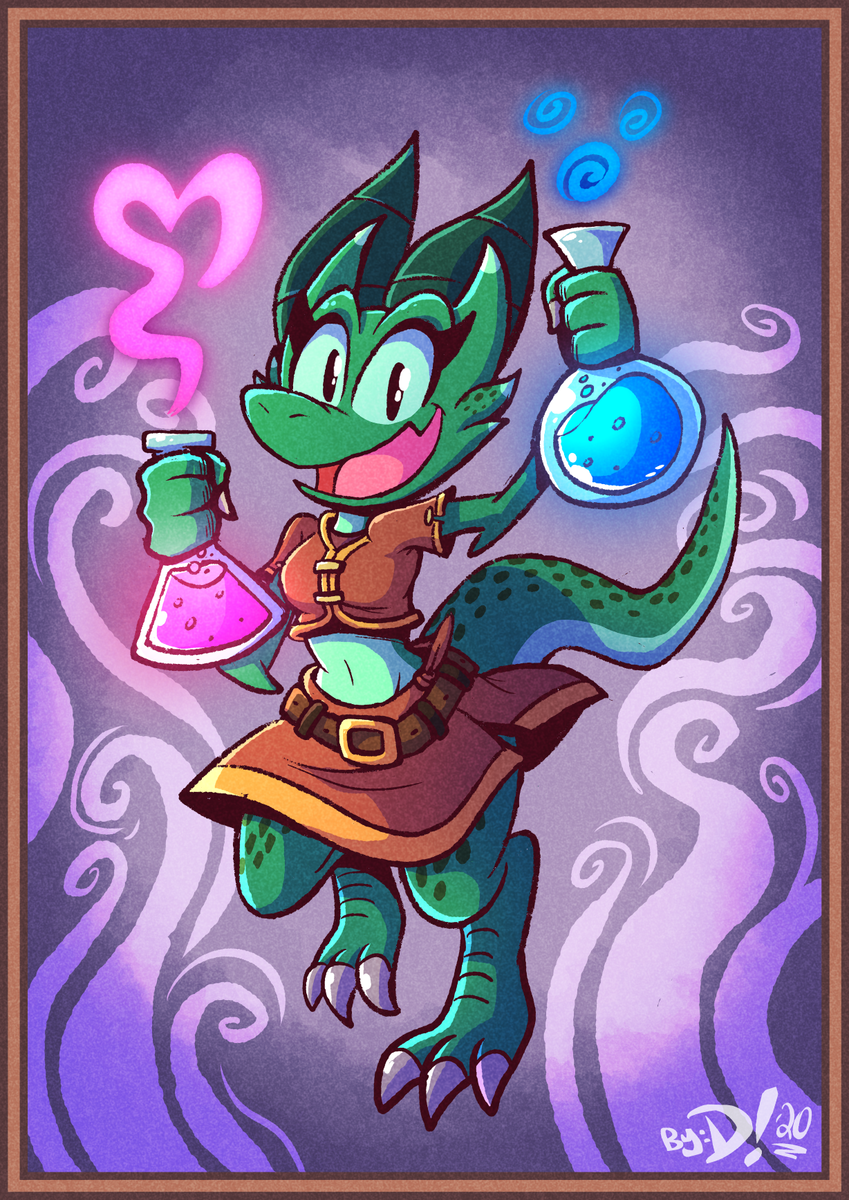 Pepper The Alchemist