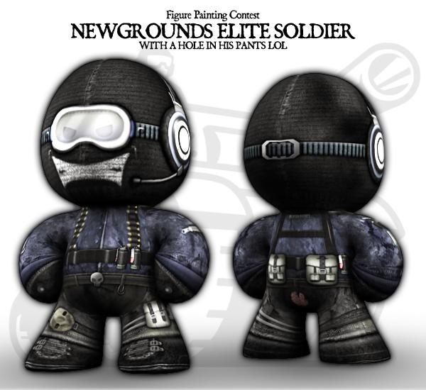 NG Elite Soldier