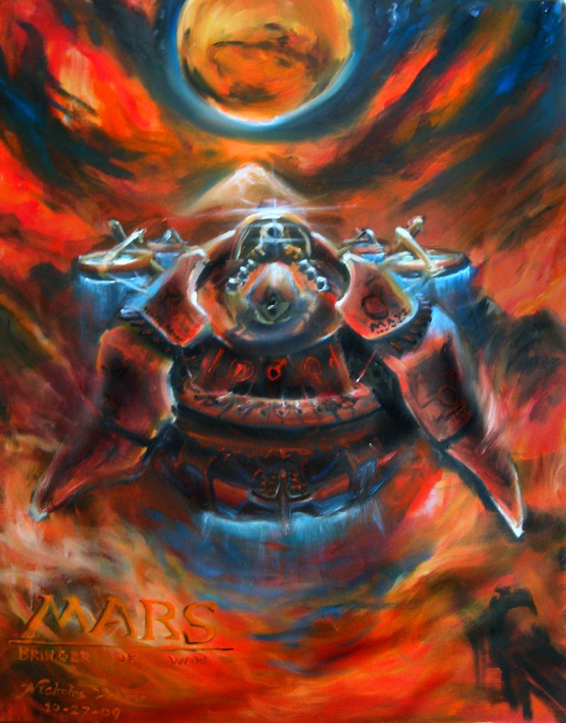 Mars the Bringer of War