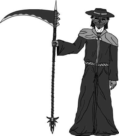Grey Reaper