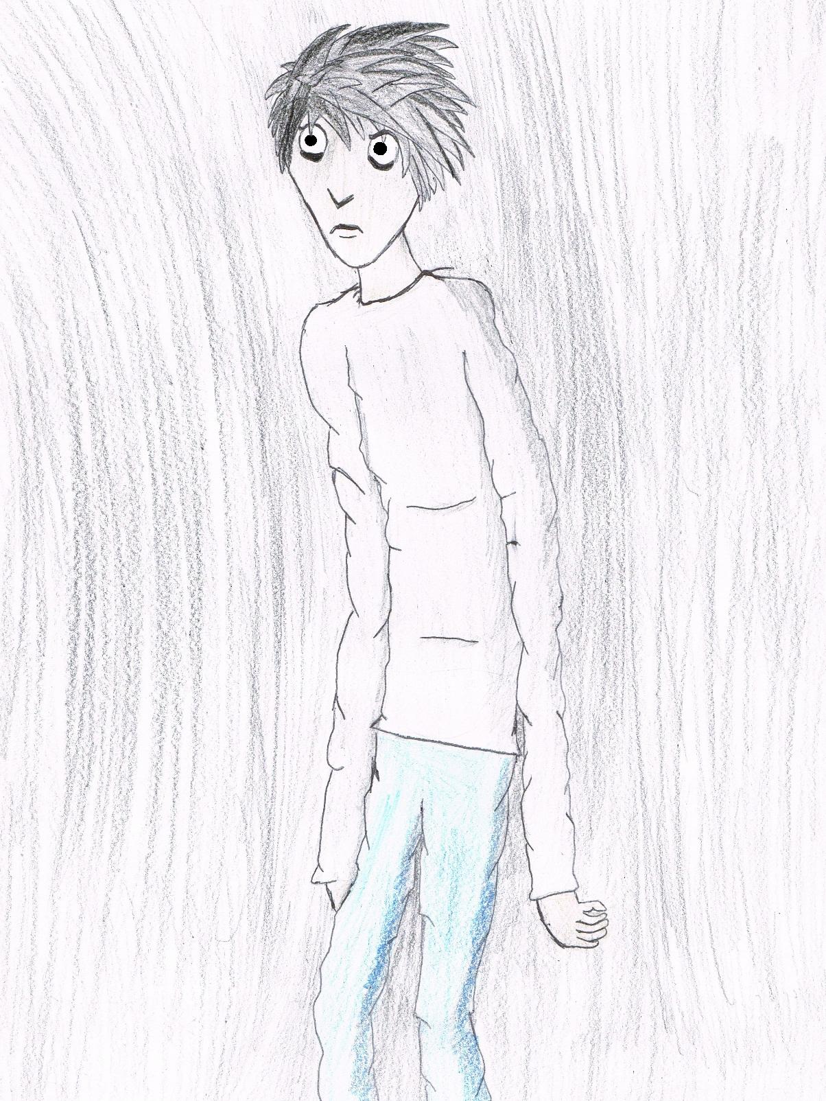 Ryuzaki is tall