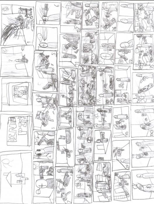 madness combat comic (old)