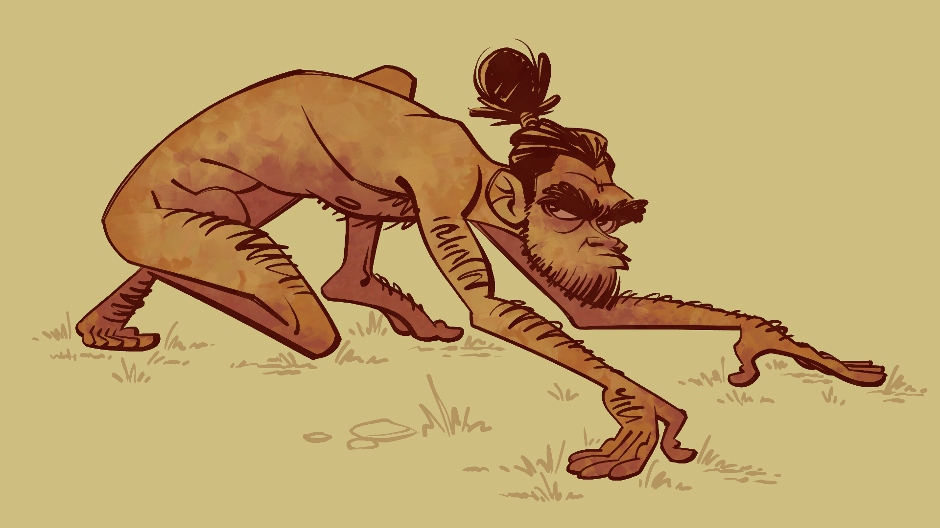 Caveman Prowl