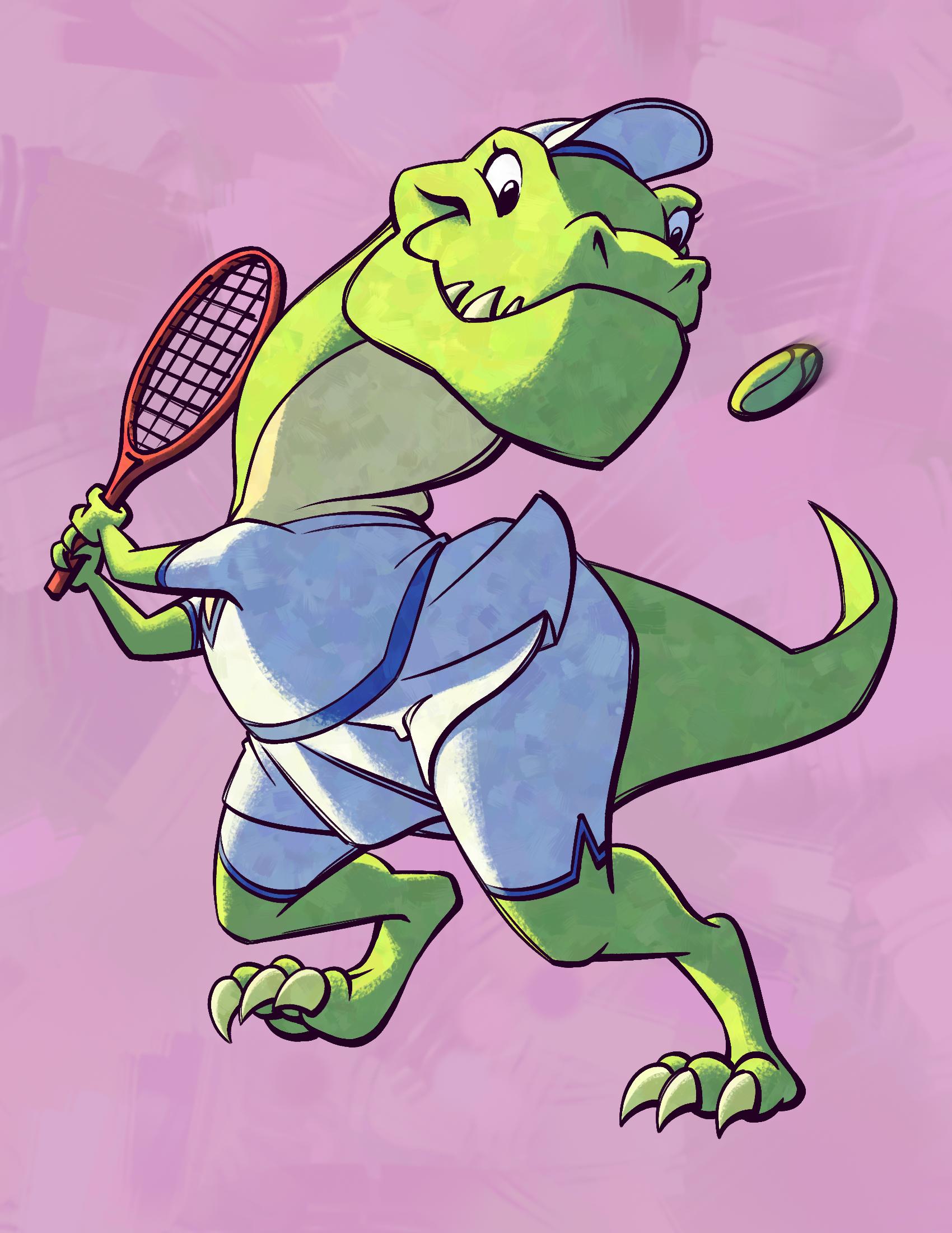 T. Rex Tennis