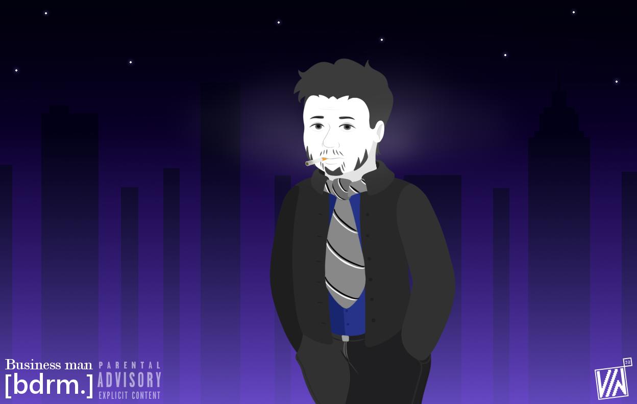 Business man [bdrm.]