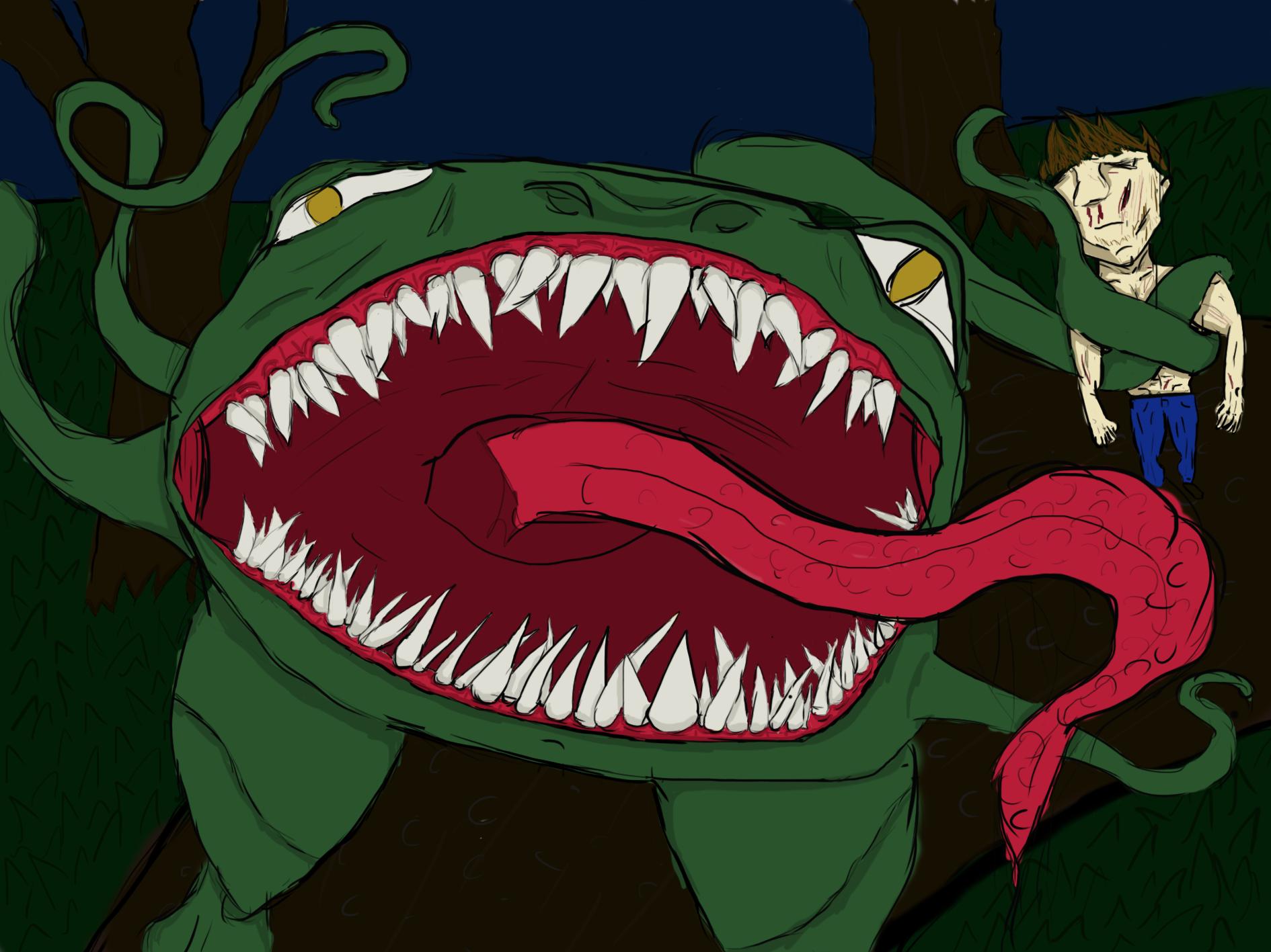 Monsterfrog