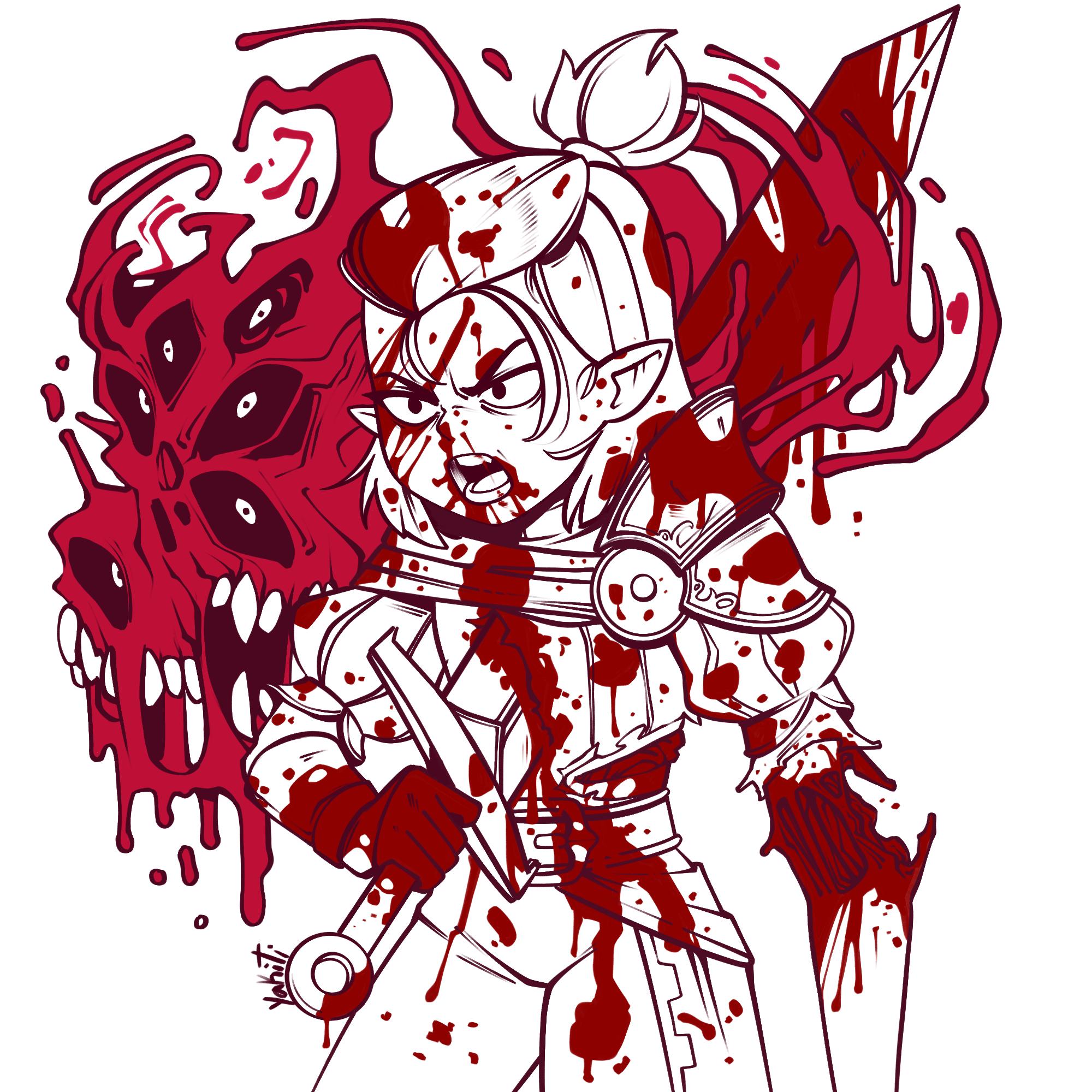 The Blood House (AU)