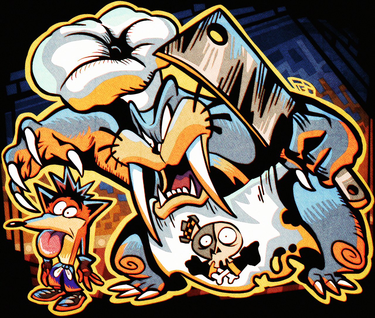 Dreadful Chef