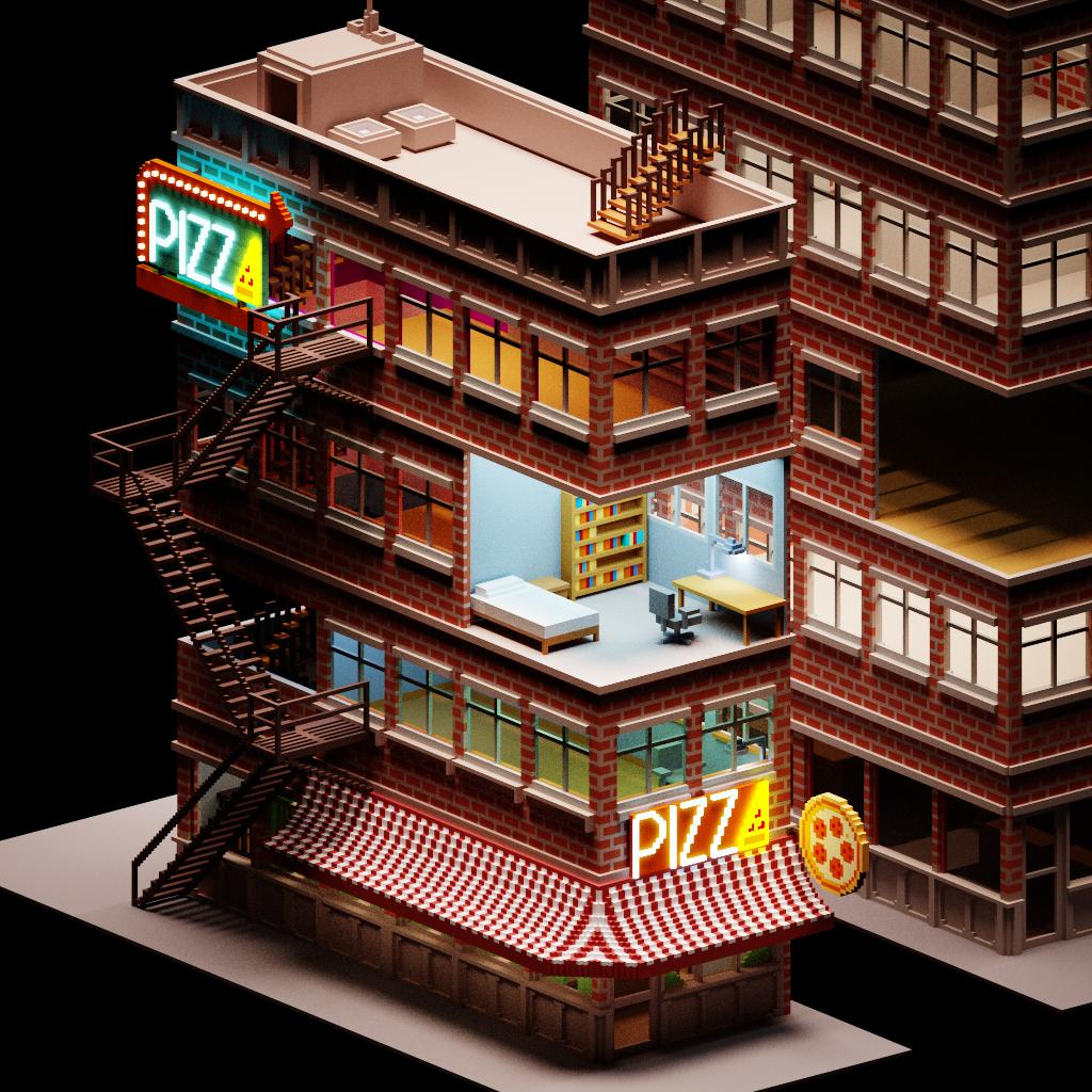 Pizzapartment