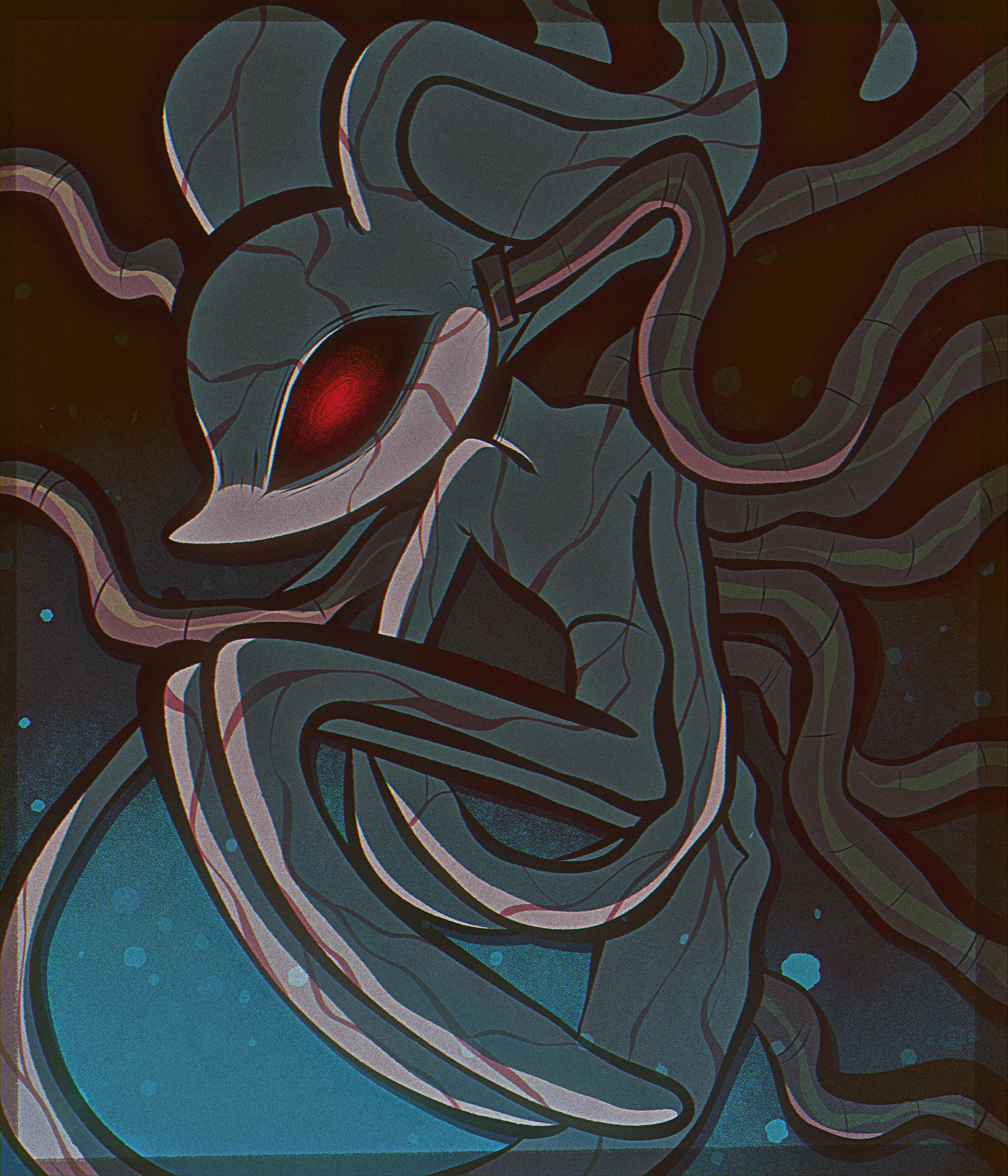 inside the devil's machine