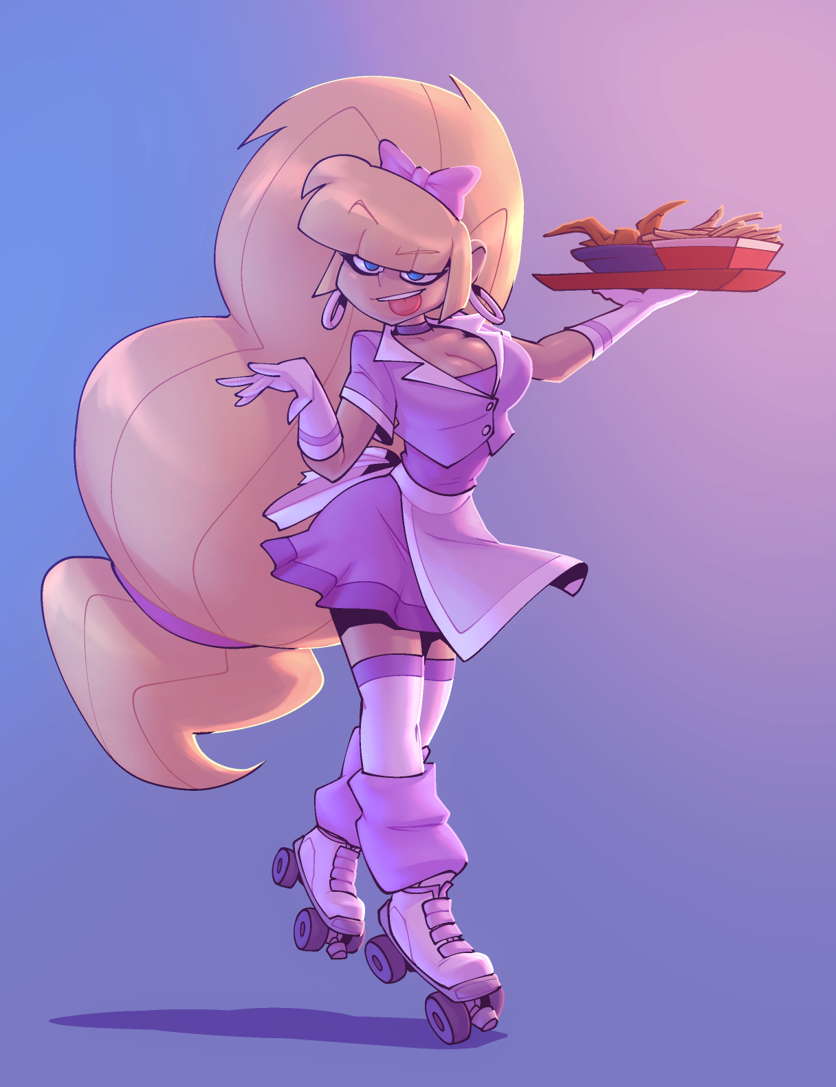 Pacifica the Waitress