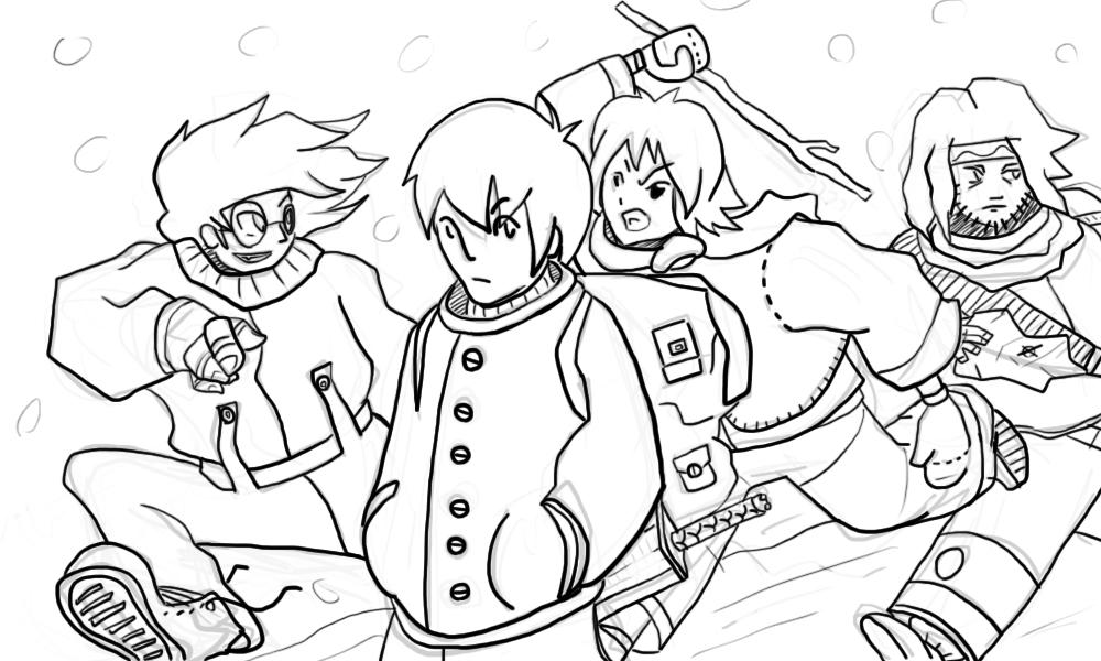 Snow Gang