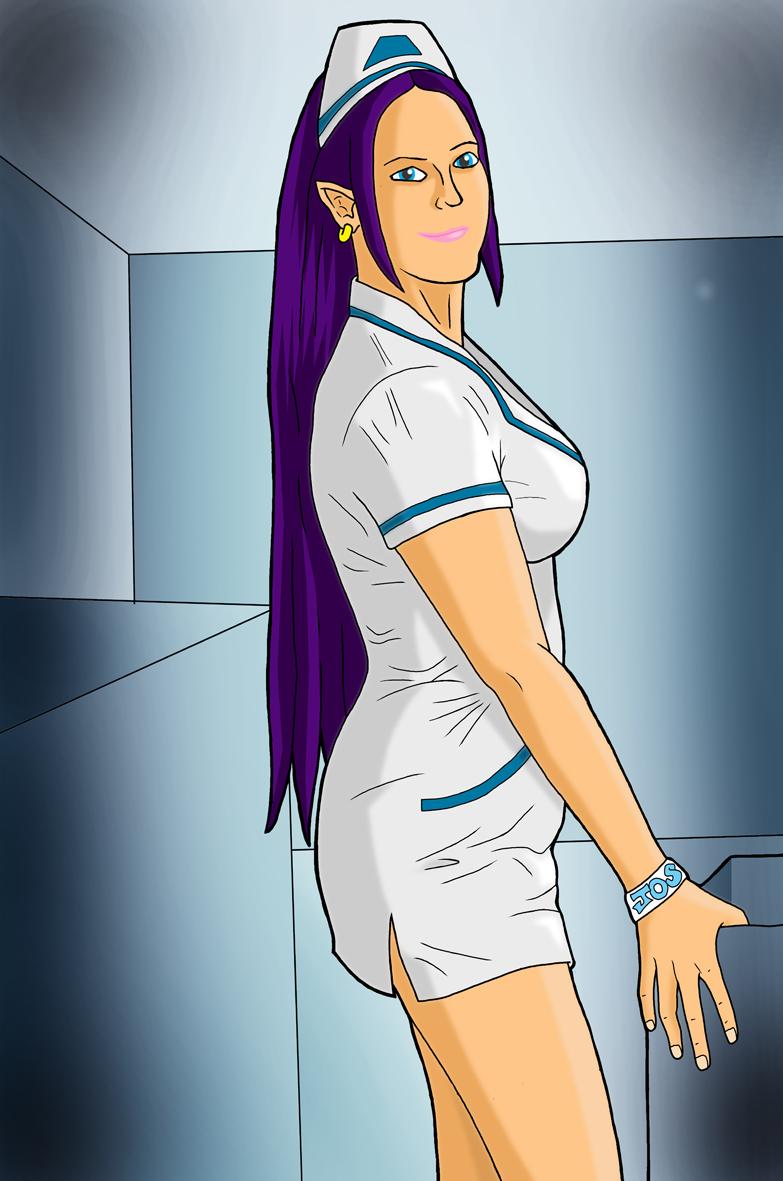 Nurse Jos