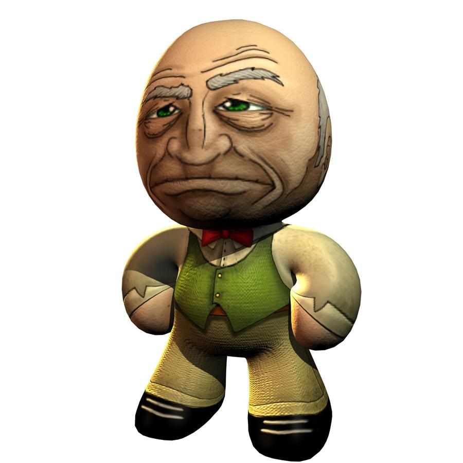 the Grumpy Professor