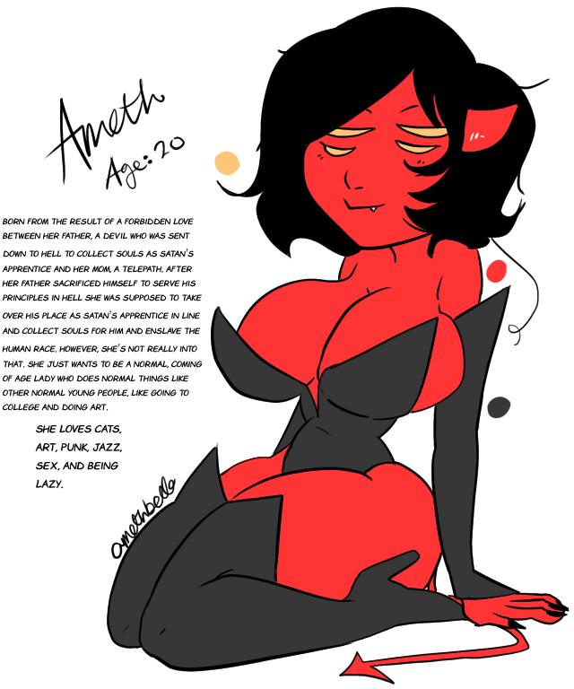 devil ameth