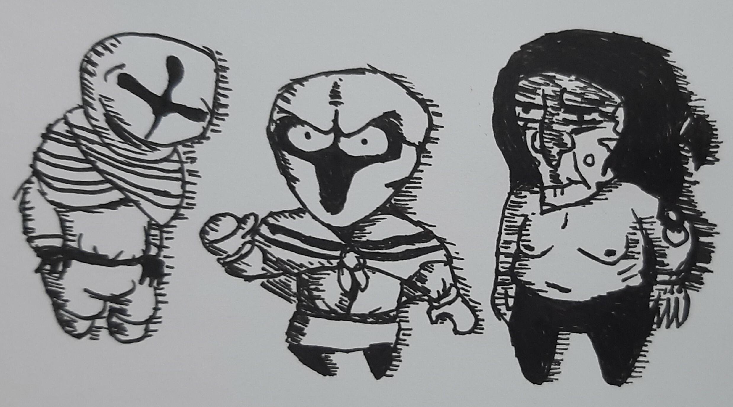 Plumeria Union cultists